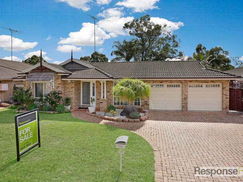 17  Sandstock Place, Woodcroft, NSW 2767