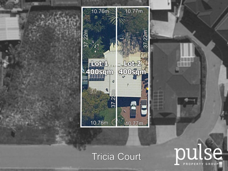 Lot 1 & 2, 6 Tricia Court, Shelley, WA 6148