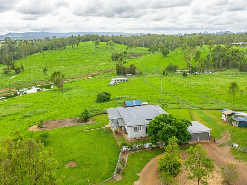 725 Mary Valley Rd, Long Flat, Qld 4570