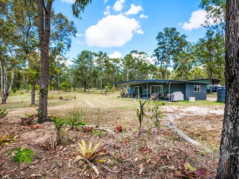 1010 Round Hill Road, Captain Creek, Qld 4677