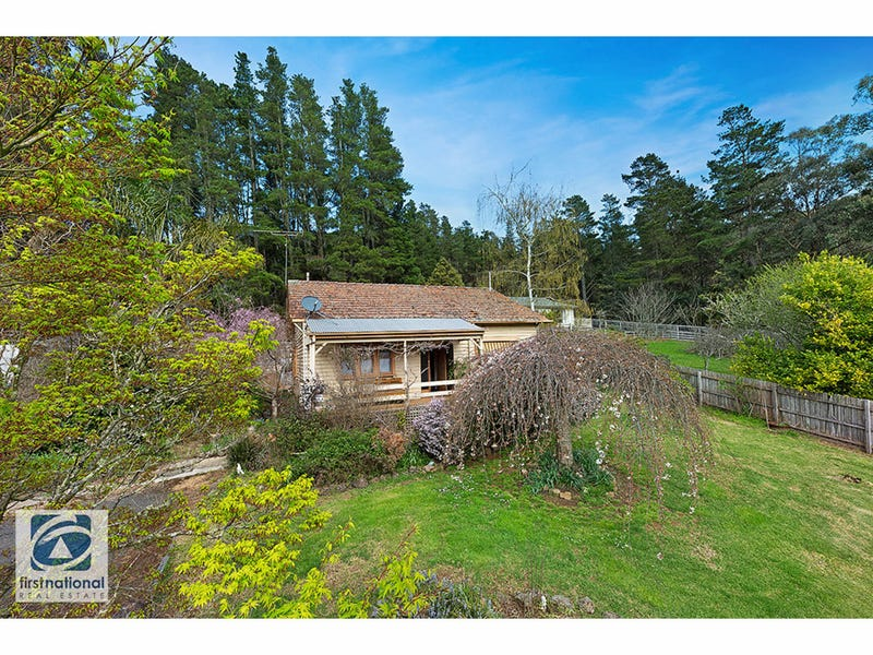 602 Mount Baw Baw Tourist Road, Noojee, Vic 3833