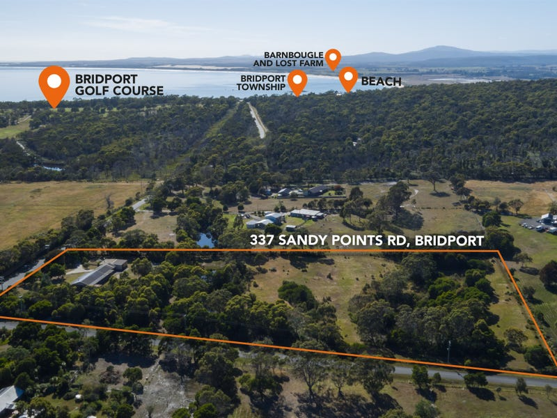 337 Sandy Point Road, Bridport, Tas 7262