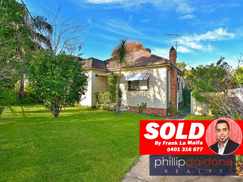 4 Oleander Avenue, Lidcombe, NSW 2141
