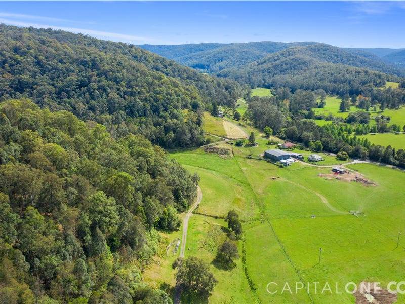 10 Priests Ridge Road, Cedar Brush Creek, NSW 2259