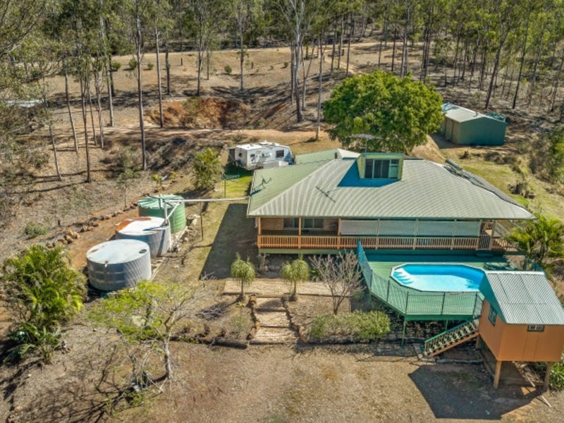 20 Long Gully Road, Grandchester, Qld 4340