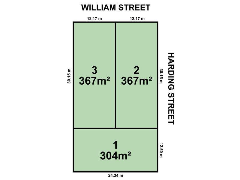 Lots 1, 2 & 3 / 18 William Street, Tea Tree Gully, SA 5091