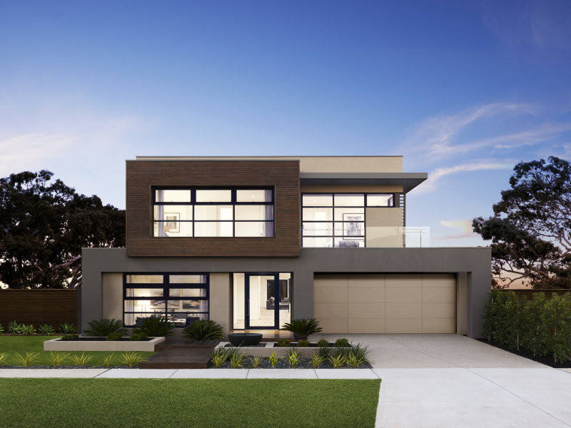 Grange 45 by boutique homes docklands new house design in vic 8013091 - Home design boutique ...