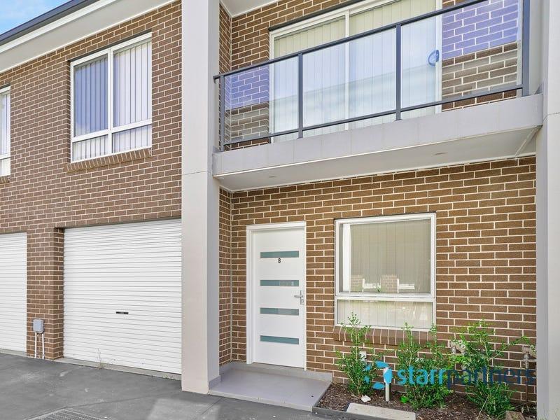 8/60-62 passefield street, Liverpool, NSW 2170