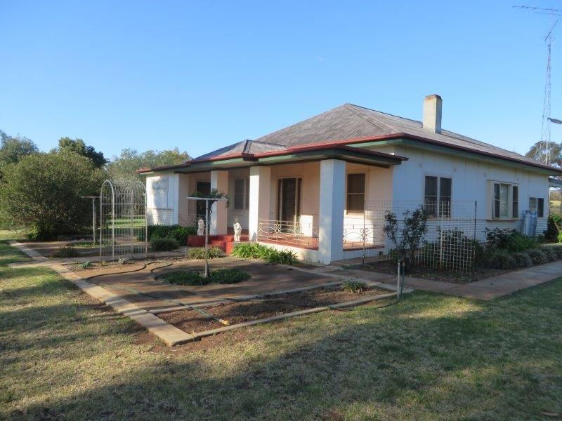 539 Buralyang North Yalgogrin Road, Tallimba, NSW 2669