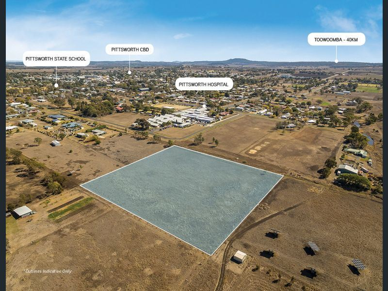 Lot 27 Daniel Street, Pittsworth, Qld 4356