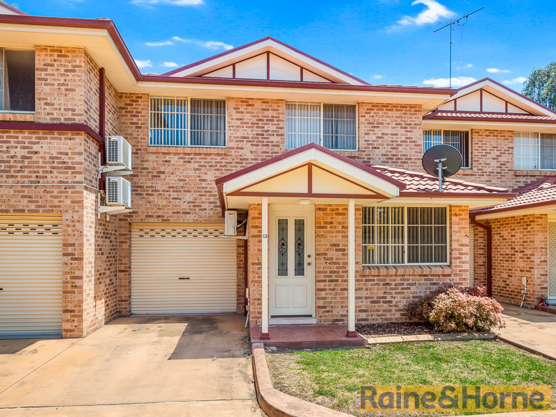 13/25 Stanbury Place, Quakers Hill, NSW 2763