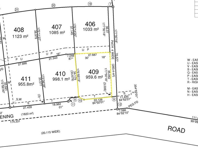 Lot 409 Lomandra Avenue, Caniaba, NSW 2480