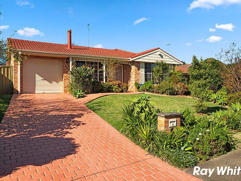 9 Priscilla Place, Quakers Hill, NSW 2763