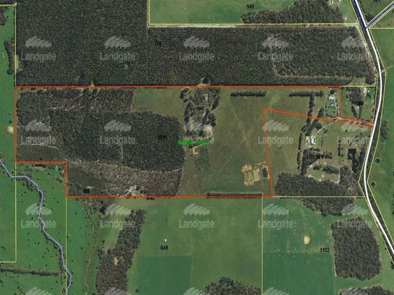 Address available on request, King River, WA 6330