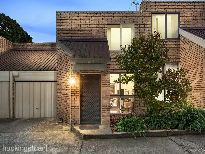 3/1049 Burke Road, Hawthorn East, Vic 3123