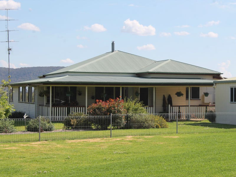 361 North Branch Road, Goomburra, Qld 4362