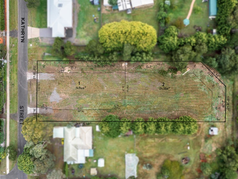 Lot 1 & 2, 1 Kathryn Street, Romsey, Vic 3434