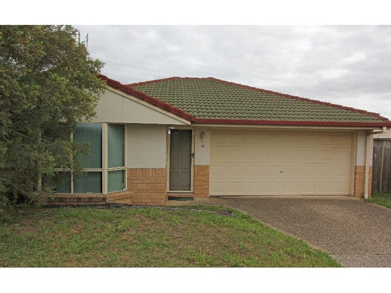 13 Chapman Place, Oxley, Qld 4075