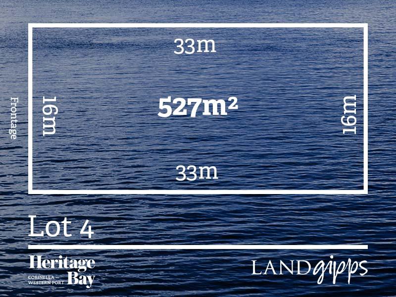 Lot 4/Lot 4 Gaudi Boulevard, Heritage Bay, Corinella, Vic 3984