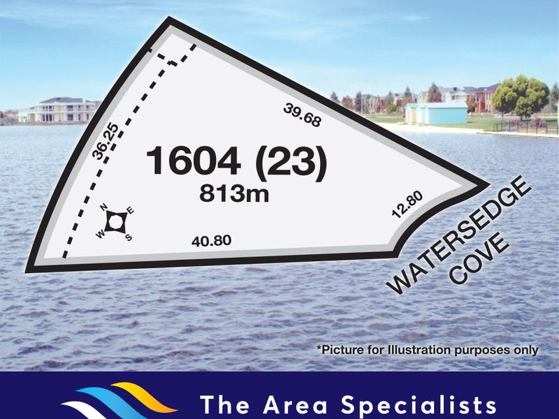 Lot 1604, Lot 1604 Watersedge Cove, Sanctuary Lakes, Vic 3030