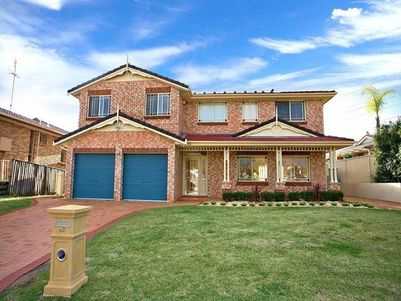 22 Chapel Circuit, Prospect, NSW 2148