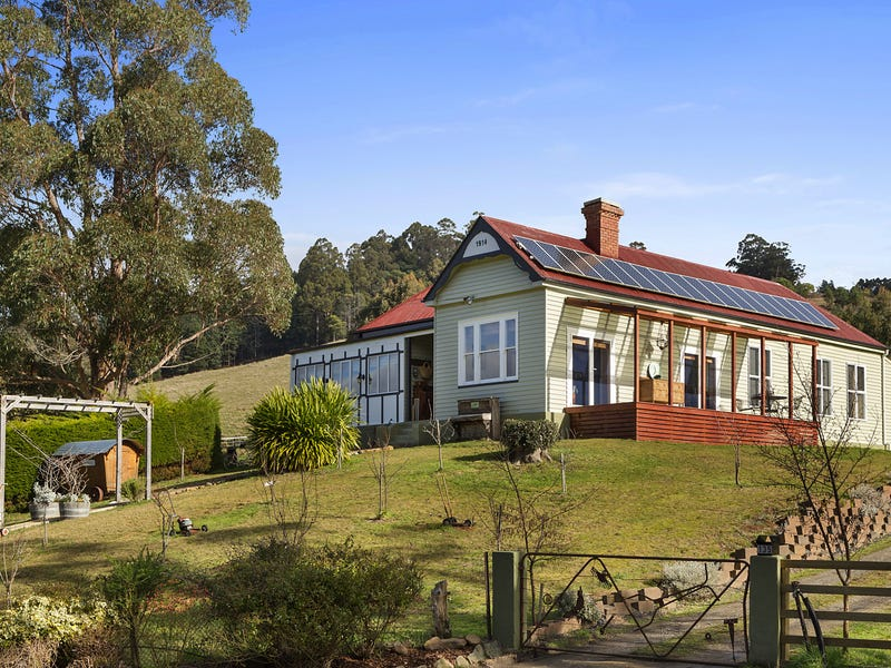 135 Donnellys Rd, Geeveston, Tas 7116