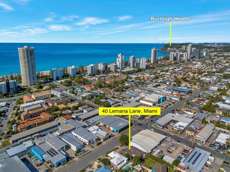 40 Lemana Lane, Miami, Qld 4220