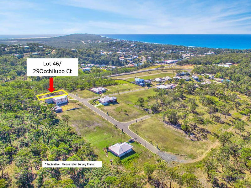 "Lot 46, 29 ""Shores Estate"" Occhilupo Circuit, Agnes Water, Qld 4677"