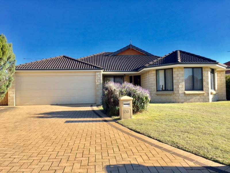 26 Longshaw Circuit, Canning Vale