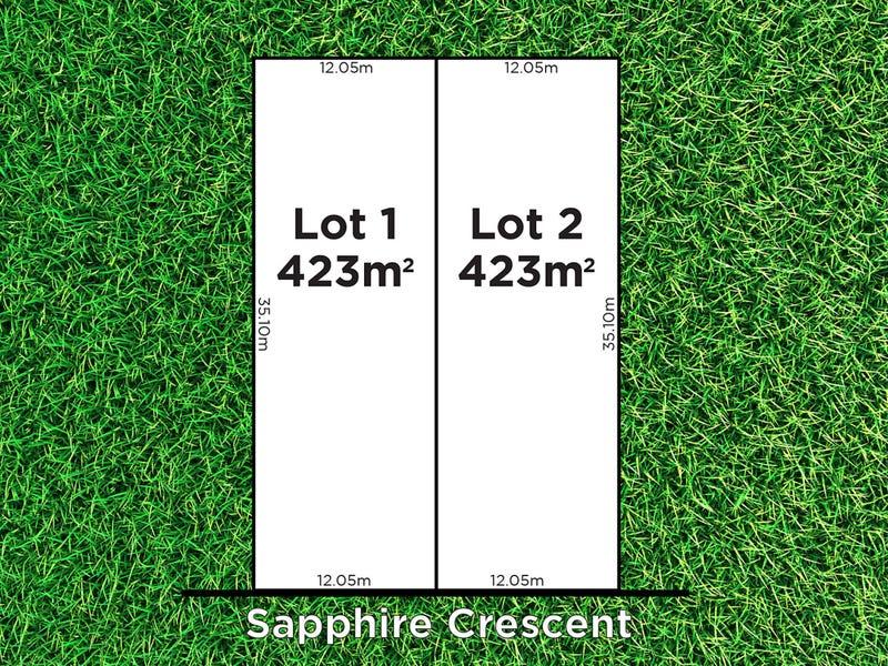 Lot 1-2, 8 Sapphire Crescent, Highbury, SA 5089