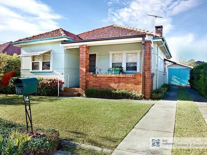 14 Elimatta Street, Lidcombe, NSW 2141