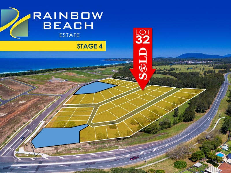 Lot 32 Rainbow Beach Estate, Lake Cathie, NSW 2445
