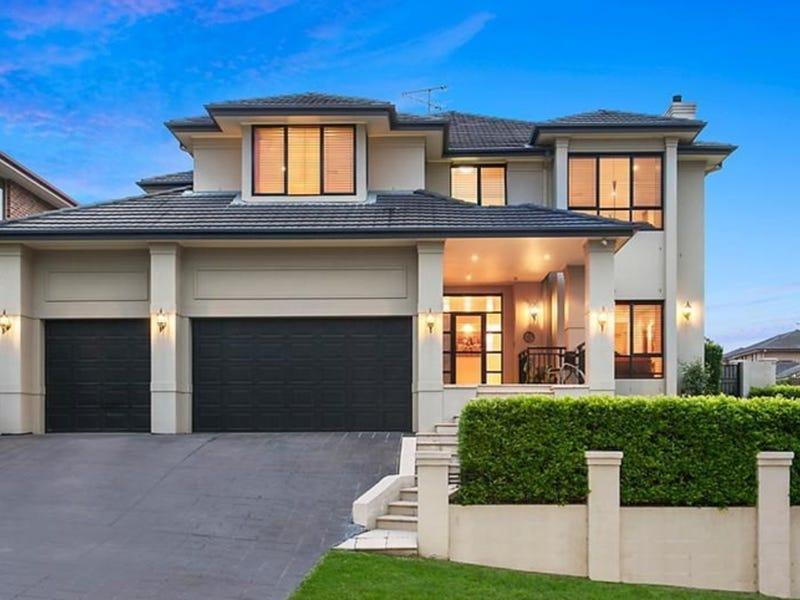 8 Ridgehaven Place, Baulkham Hills, NSW 2153