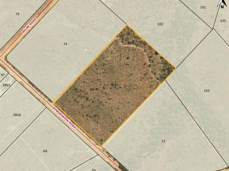 Lot 73, 140 Bynoe Haven Road, Bynoe, NT 0822