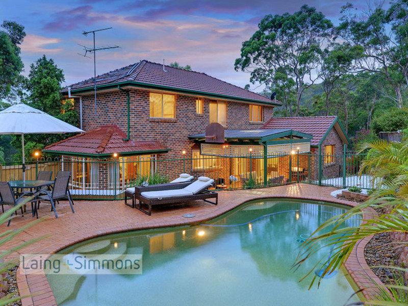 21 Glencoe Close, Berowra, NSW 2081