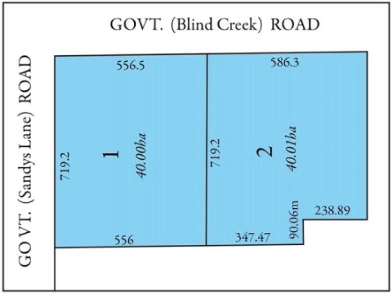 1&2, Cnr Sandys Lane & Blind Creek Road, Bookaar, Vic 3260