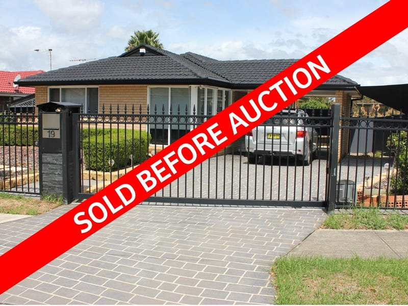 19 Canterbury Road, St Johns Park, NSW 2176