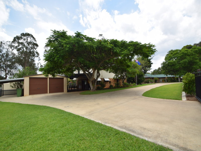 142 Lockyer View Road, Wivenhoe Pocket, Qld 4306