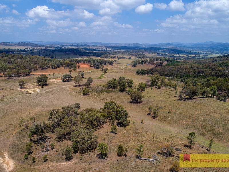 Part 799 Black Springs Road, Mudgee, NSW 2850