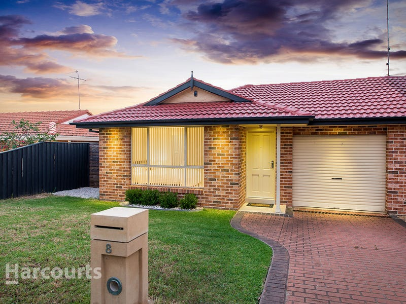 8 Olive Lee Street, Quakers Hill, NSW 2763