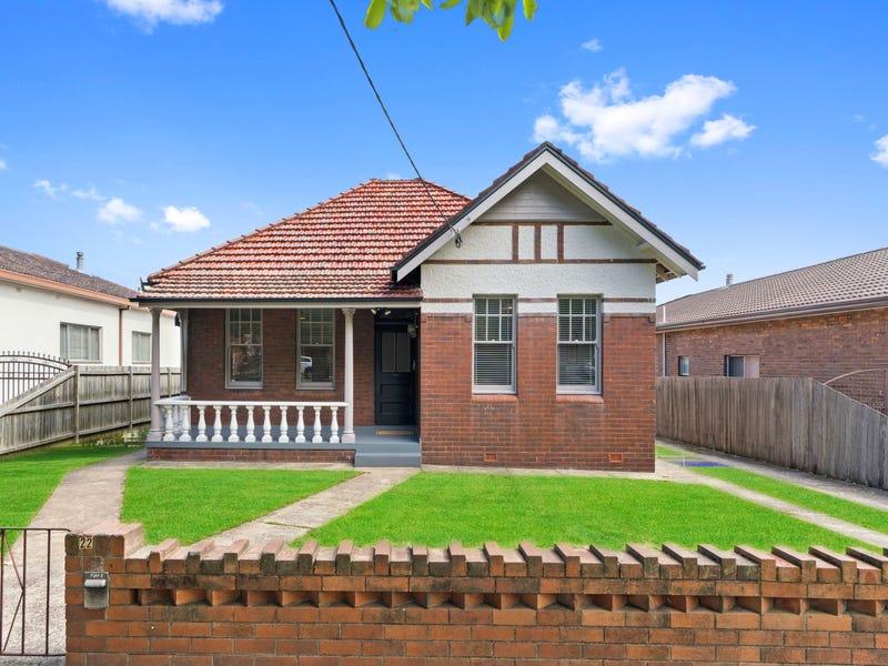 1/22 Gillies Avenue, Haberfield, NSW 2045