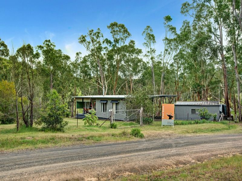 155 CUNNINGHAMS ROAD, Tyaak, Vic 3658