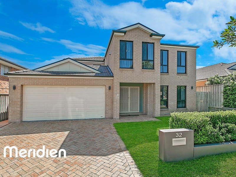 32 Golden Grove Ave, Kellyville, NSW 2155