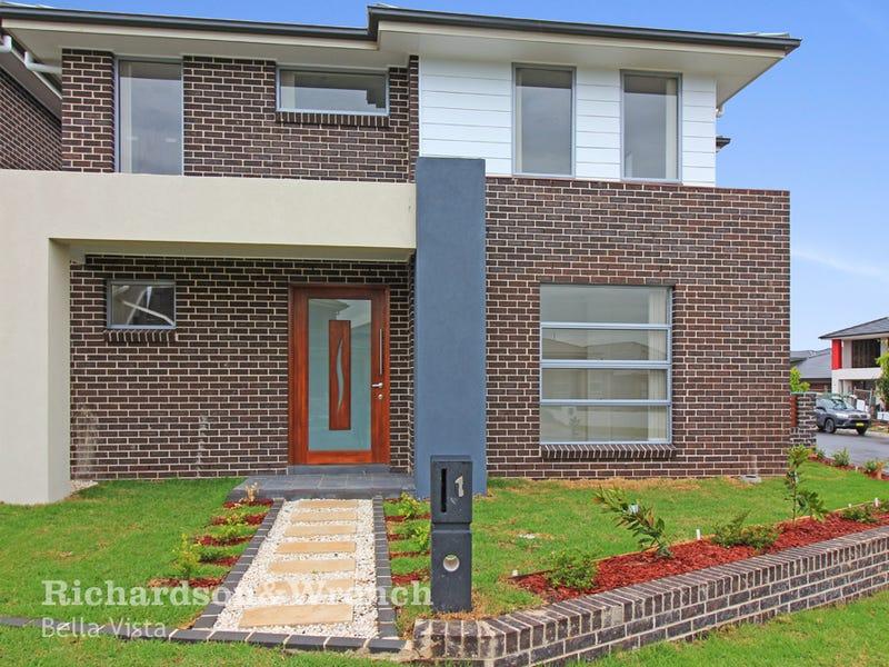1 Asgard Street, The Ponds, NSW 2769