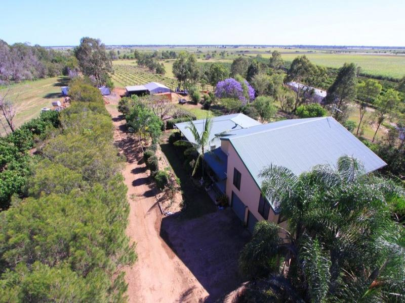 858 Gooburrum Road, Welcome Creek, Qld 4670