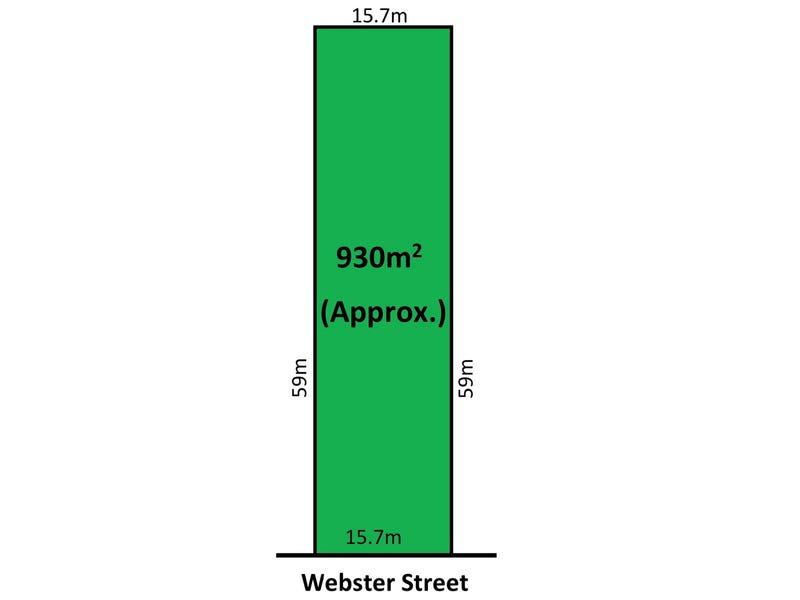 23 Webster St, Klemzig, SA 5087