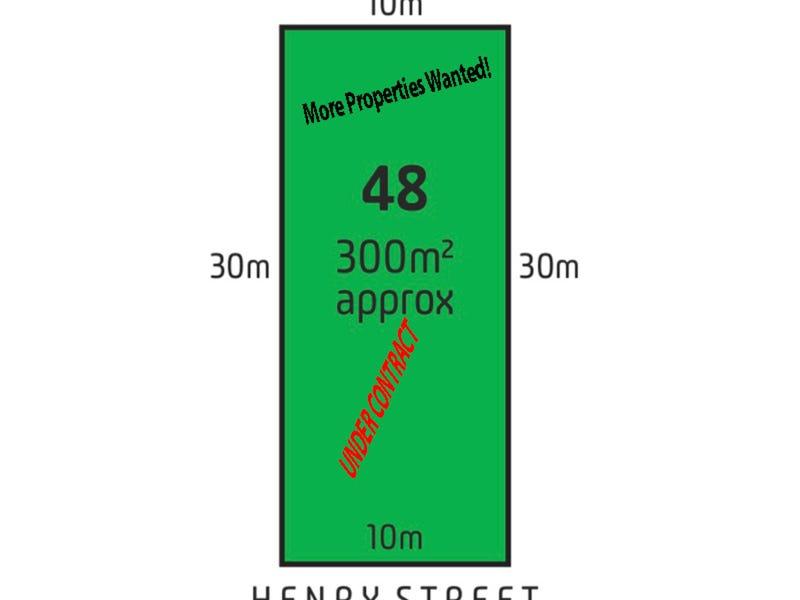 Lot 48 Henry Street, Ottoway, SA 5013