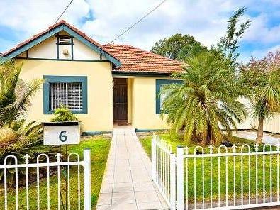 6 Alphin Street, Lidcombe, NSW 2141