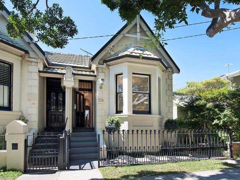 58 Wiley Street, Waverley, NSW 2024