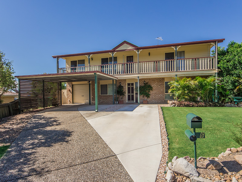 6 Peppercorn Place, Flinders View, Qld 4305